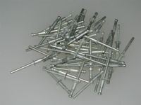 "50 x 1/8"" Diameter Rivets Aluminium Countersunk Blind Part No AGS4716-409 [Y1]"